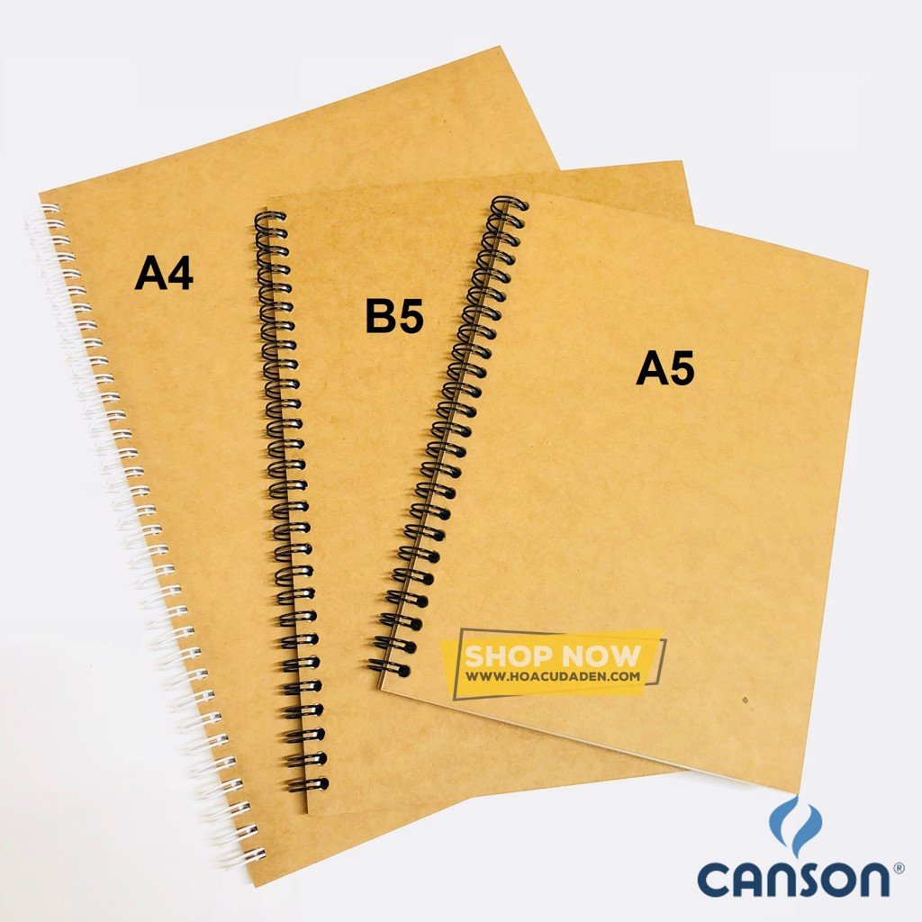 Sketchbook Canson France 225gsm