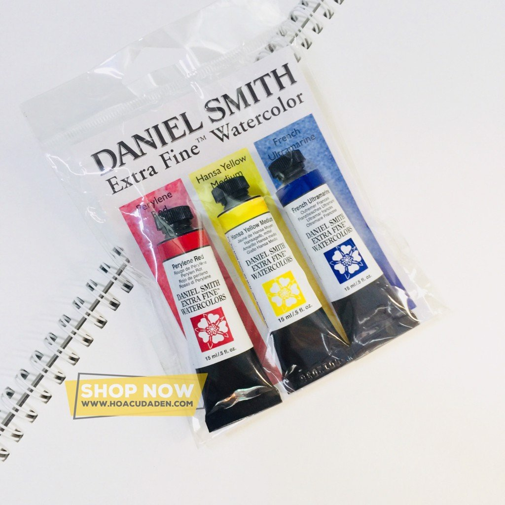 Màu Nước Daniel Smith Primary Set 15ml tubes