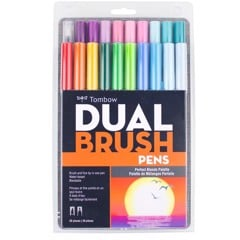 ABT Dual Brush Pen Set 20  Perfect Blends
