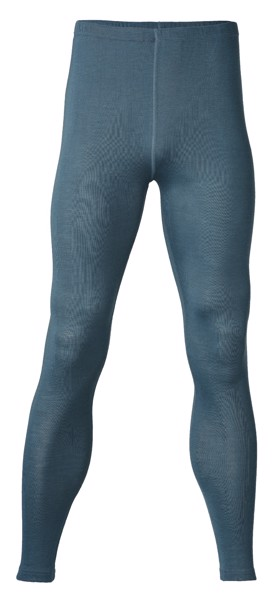 ENGEL Quần legging nam 70% Merino wool 30% Silk Atlantic
