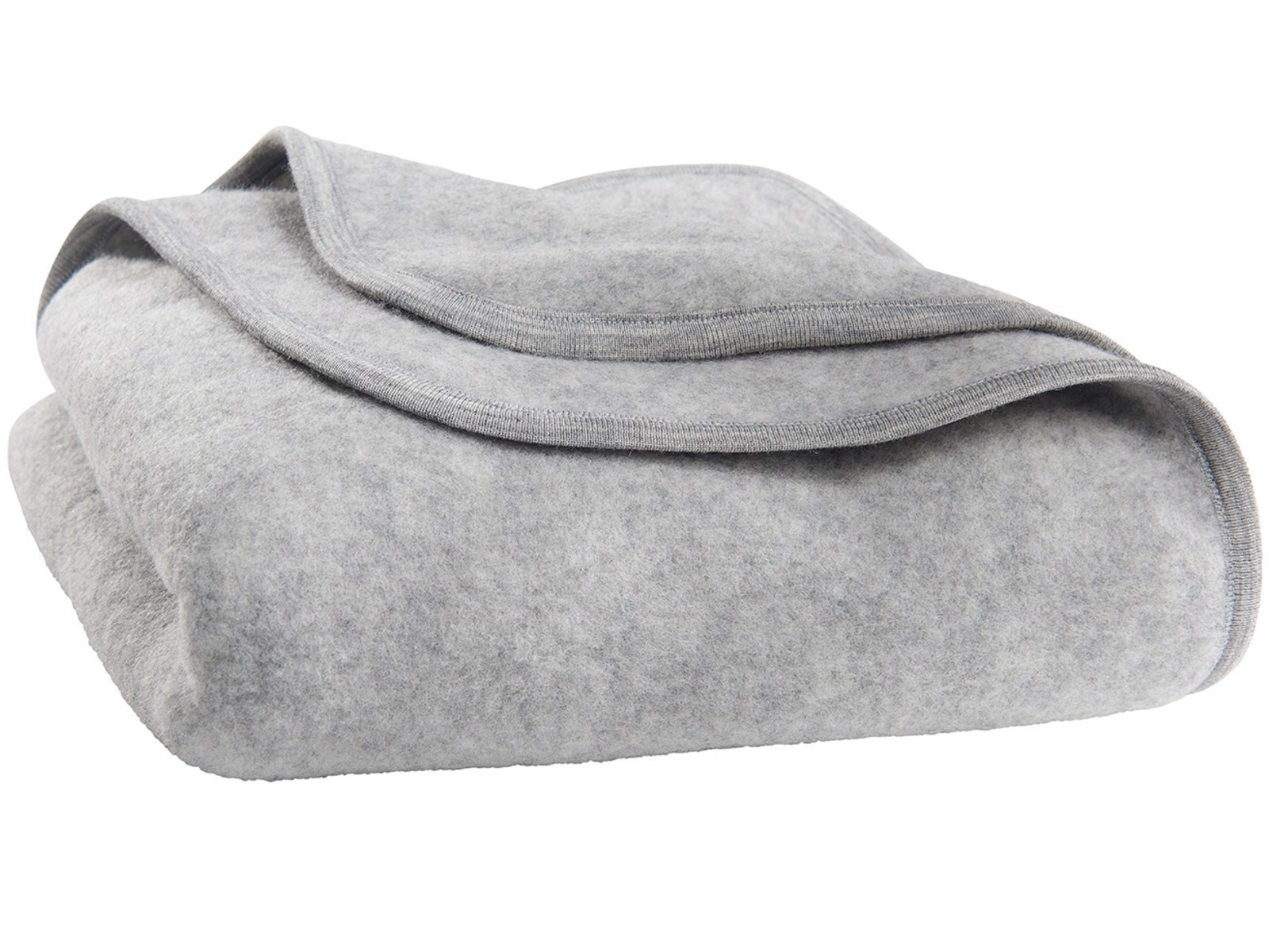 ENGEL Chăn 100% Merino wool fleece Natural 80x100