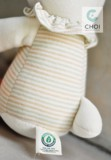 JOHN N TREE Cute Frill Bunny baby first friend 30cm