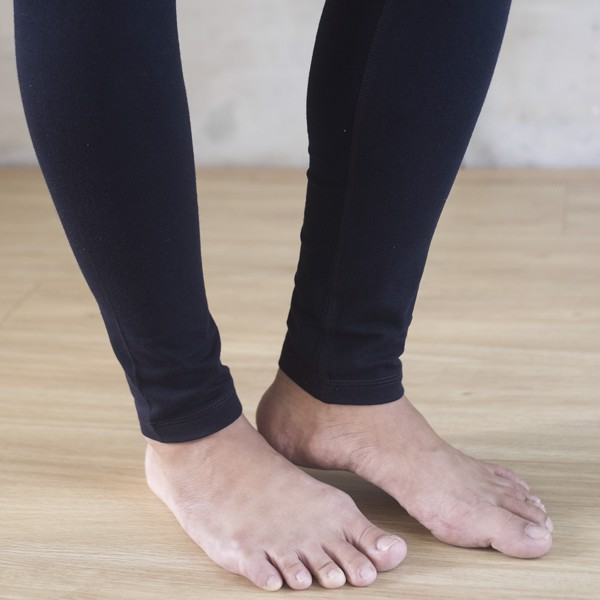 BLESSED EARTH Quần dài Legging Navy
