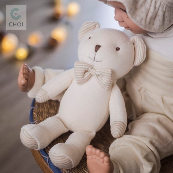JOHN N TREE Lovely Bear baby baby first friend 30cm