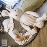 JOHN N TREE Big Mama rabbit buddy 70cm