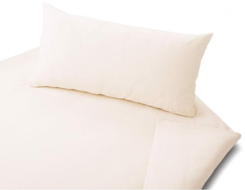 COTONEA Noble Linen Bedding màu nature