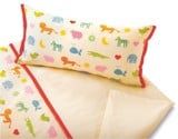 COTONEA Satin Children Bedding Noah's Ark