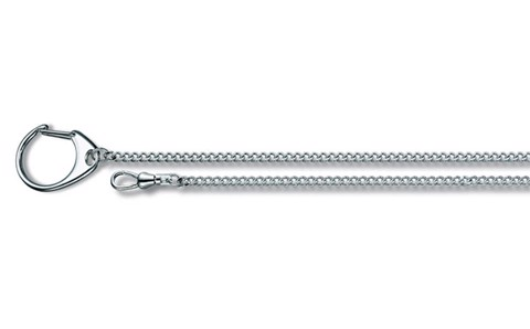 Victorinox 4.1813 V41813 Pocket Knife Chain, Silver, 400 mm