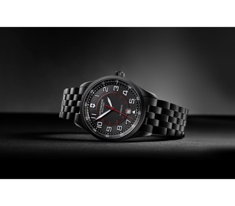 Đồng hồ Victorinox Airboss Mechanical Black Edition