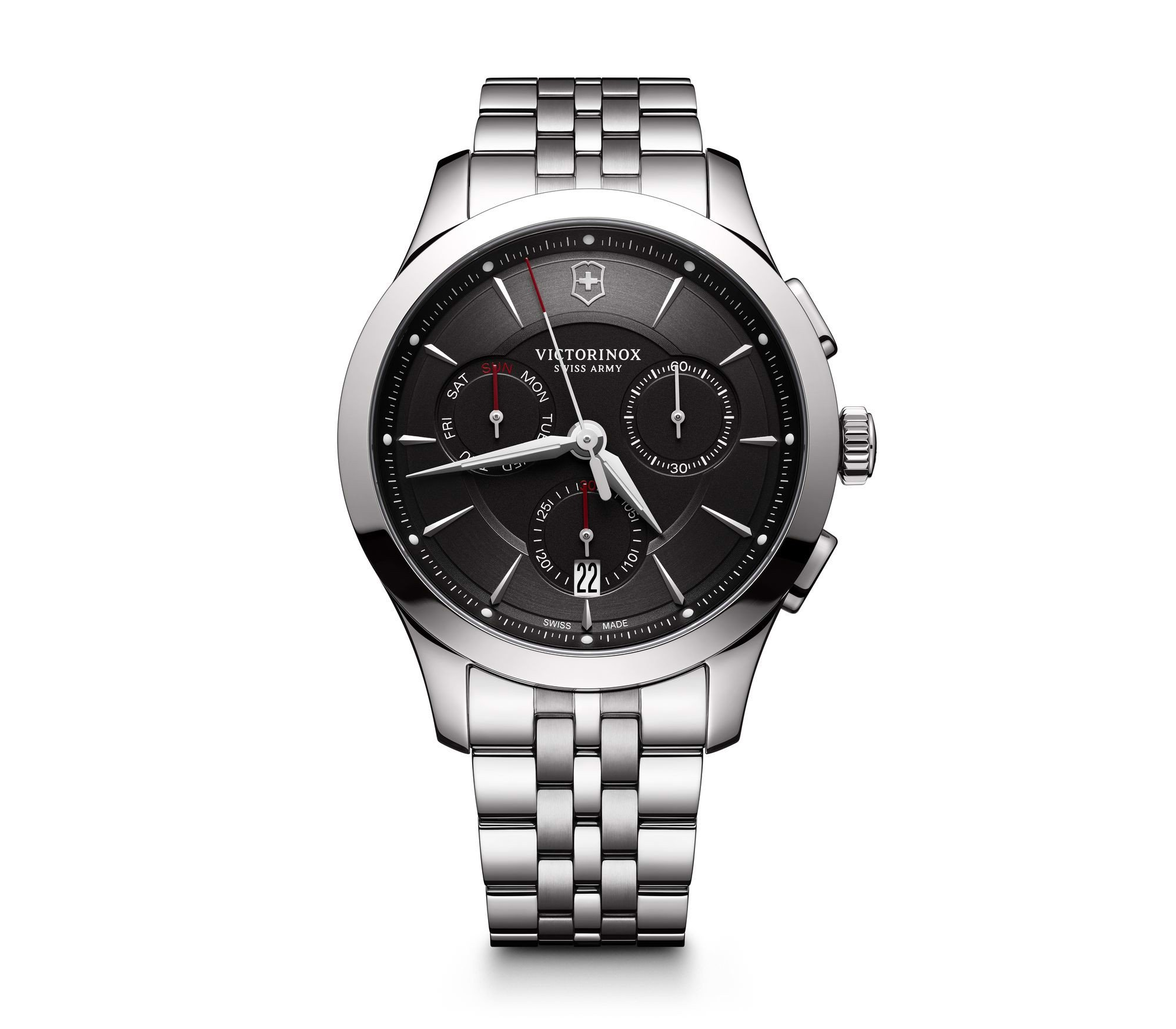 Đồng hồ VICTORINOX Alliance Chronograph, 44 mm