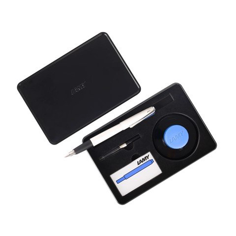 Bộ Gift set LAMY Studio Brushed