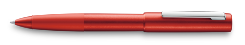 Bút bi xoay Lamy Aion (Red Limited Editon)