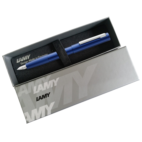 Bút mực LAMY AION (Dark Blue limited edition)
