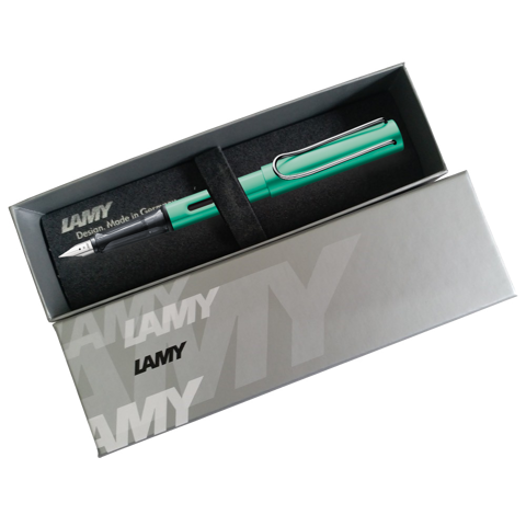 Bút Lamy Al-star (Bluegreen)