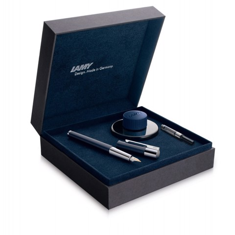 LAMY scala Glacier Special Edition 50 Years Gift Set