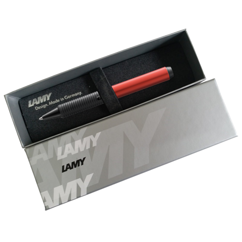 Bút Lamy screen 2 in 1 (Red)