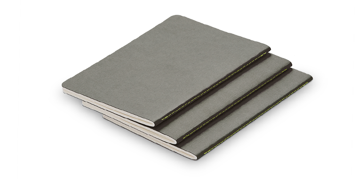 Sổ LAMY B5 booklet Softcover A5 grey