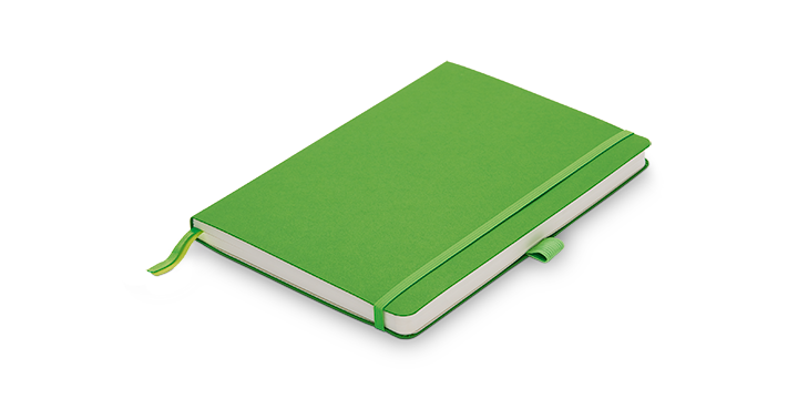 Sổ LAMY B3 notebook Softcover A5 Green