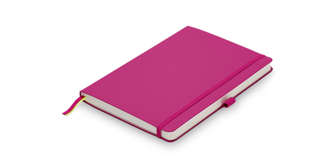 Sổ LAMY B3 notebook Softcover A5 Pink