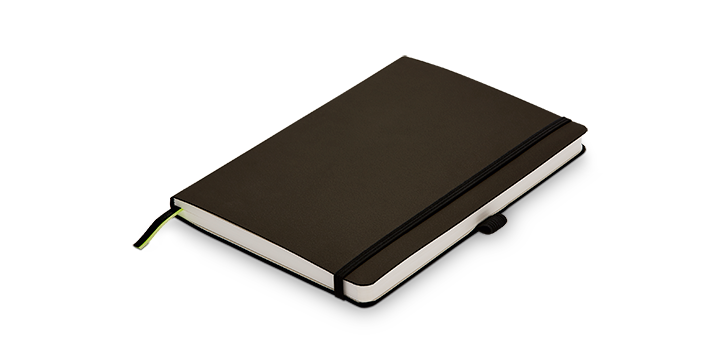 Sổ LAMY B3 notebook Softcover A5 Umbra