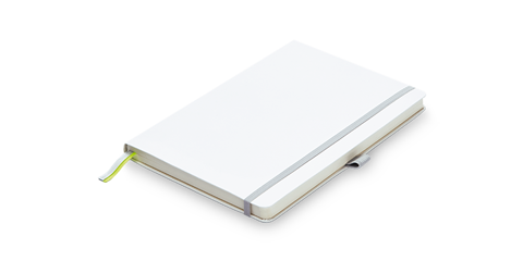 Sổ LAMY B3 notebook Softcover A5 white