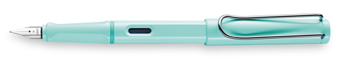 Bút máy Lamy Safari Light Blue (Special Edition)