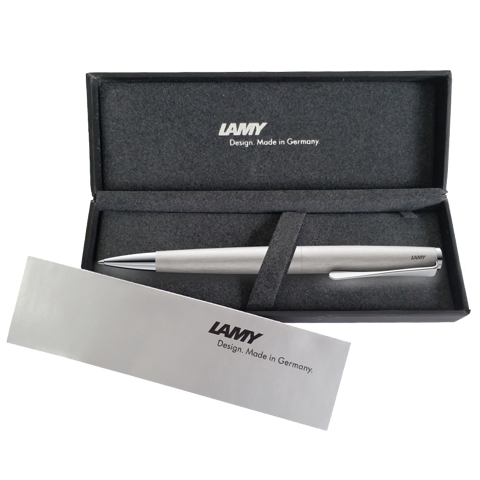 Bút bi Lamy Studio (Brushed)