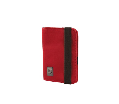 Bao đựng hộ chiếu Victorinox Passport Holder with RFID Protection (Red)