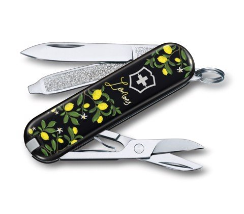 Dao xếp VICTORINOX Classic LE 2019 «When Life Gives You Lemons»