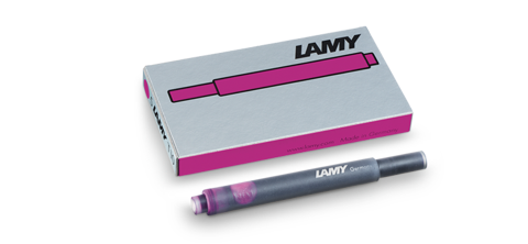Ống mực Lamy T10 Vibrant Pink