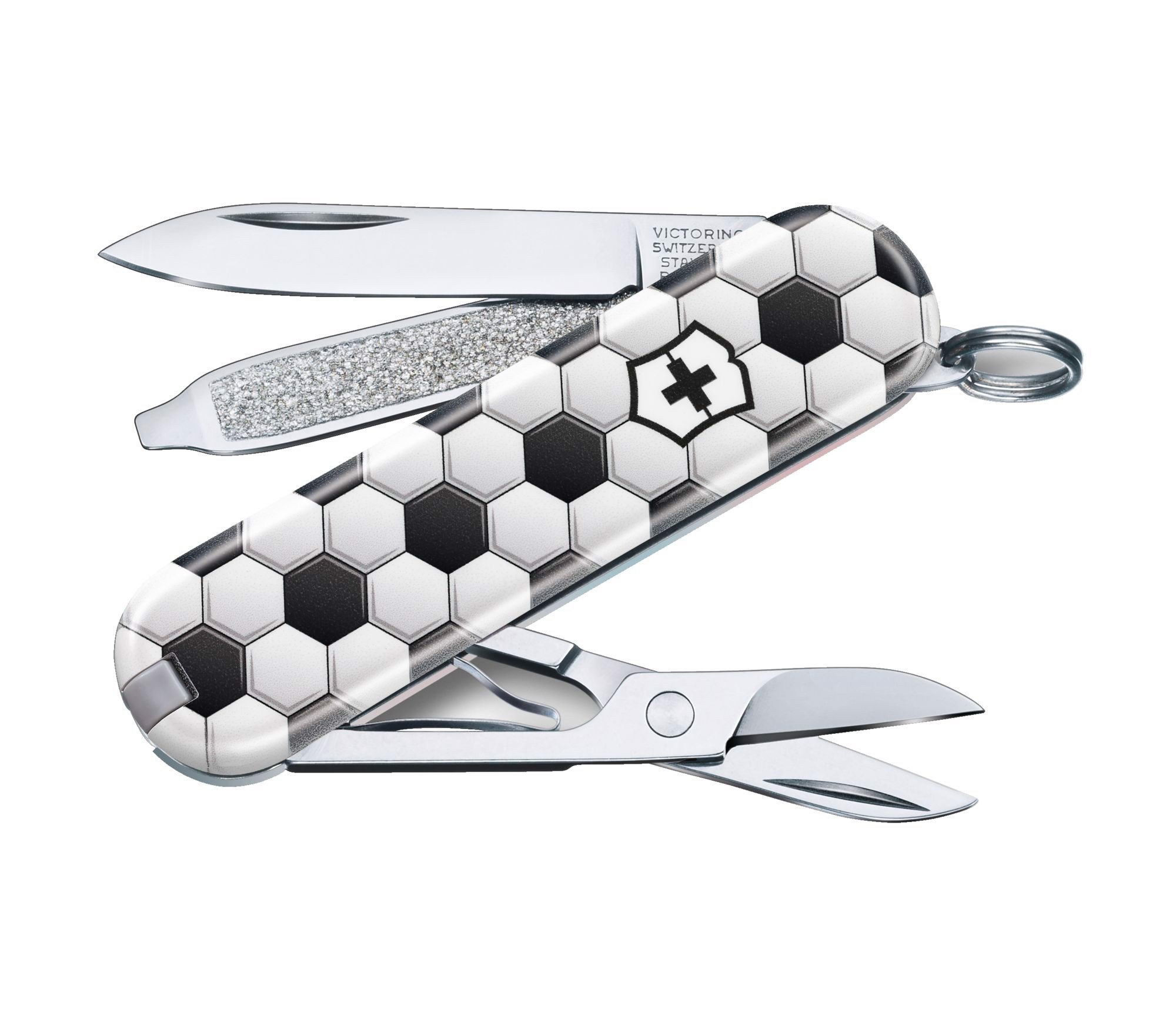 Dao xếp đa năng Victorinox Classic Limited Edition 2020 (World Of Soccer)