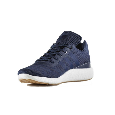 Adidas BUSENITZ PURE BOOST PK Casual Training Neutral Shoes - Navy - Mens