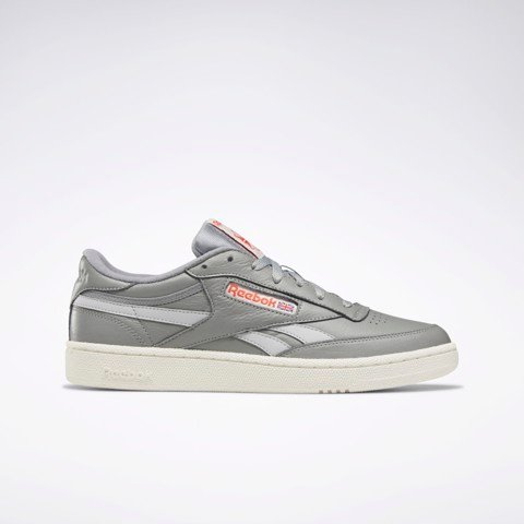 Reebok Club C Revenge Plus Men's Shoes GREY