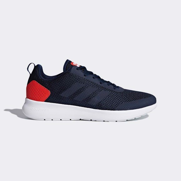 adidas Element Race Casual Running Neutral Shoes Navy Mens