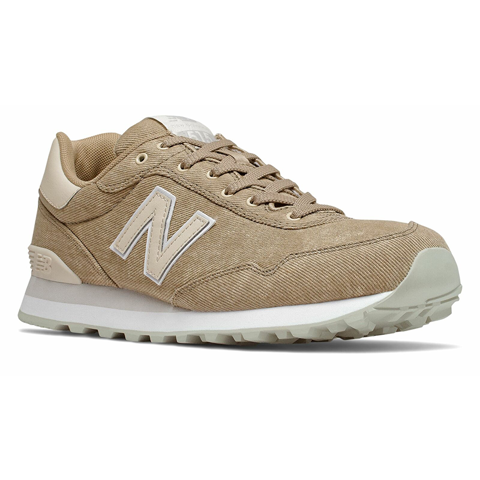 New Balance Men's 515 Shoes Tan
