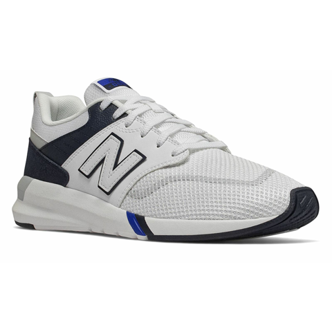 New Balance Men's 009 Shoes White
