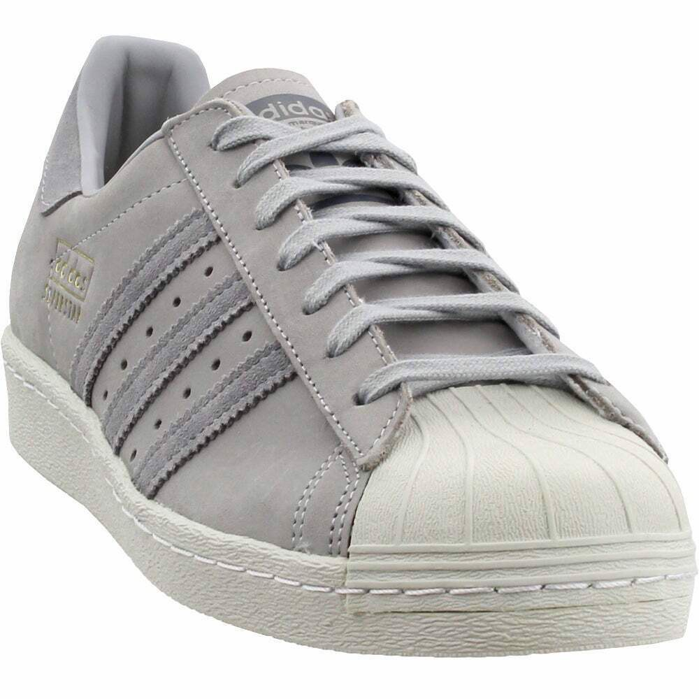 adidas Superstar 80s Sneakers Casual - Grey - Mens