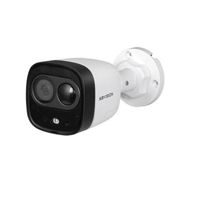 KBVISION  HD CAMERA CVI PIR 3.0 - 5.0MP KX -  5003C.PIR