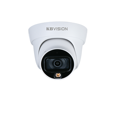 KBVISION HD ANALOG CAMERA 2.0MP CHÍP SONY FULL COLOR STARTLIGHT  KX-F2102L