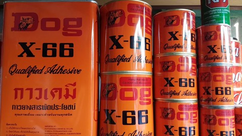 100ml Keo Dog X66