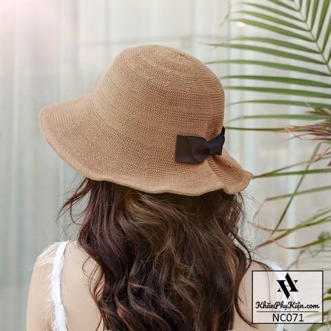 Chẳng ai cưỡng lại được sức hút của nón thời trang du lịch mới 2019