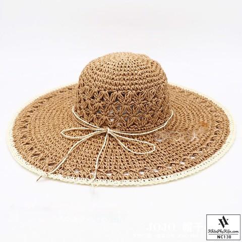 hãy chọn cho mình chiếc nón cói thời trang thật xinh đẹp để làm điệu cho chính mình