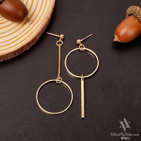 Khuyên tai đẹp, hợp với bạn gái mái tóc ngắn có thể là mẫu khuyên tai dạng đính tai