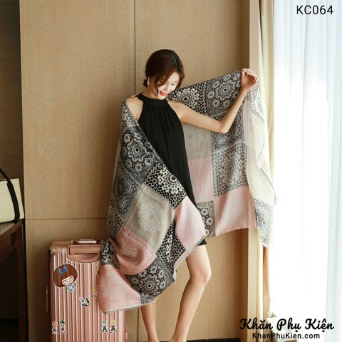 chiếc khăn choàng cổ đẹp có thể giúp ích cho bạn