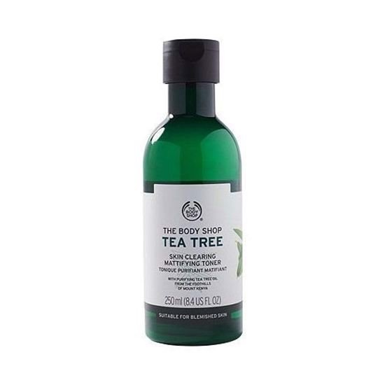 Nước Hoa Hồng ‪‎The Body Shop‬ Tea Tree Skin Clearing Mattifying Toner 250ml