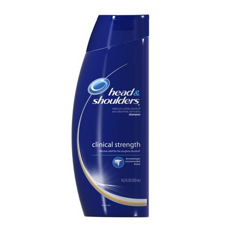 Dầu gội Head and Shoulders Clinical Strength 420ml