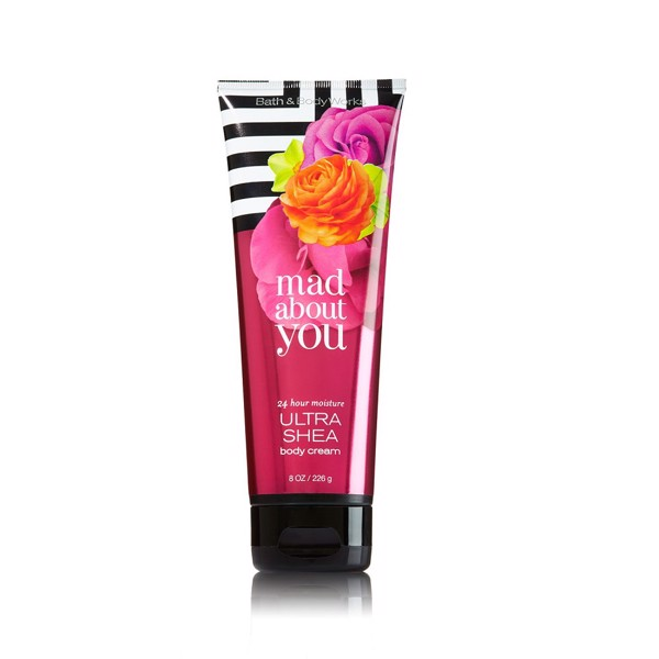 Kem Dưỡng Toàn Thân Body Cream Bath And Body Works 226g Mad About You