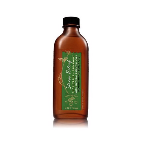 Dầu Dưỡng Da Bath and Body Works Aromatherapy Body Oil