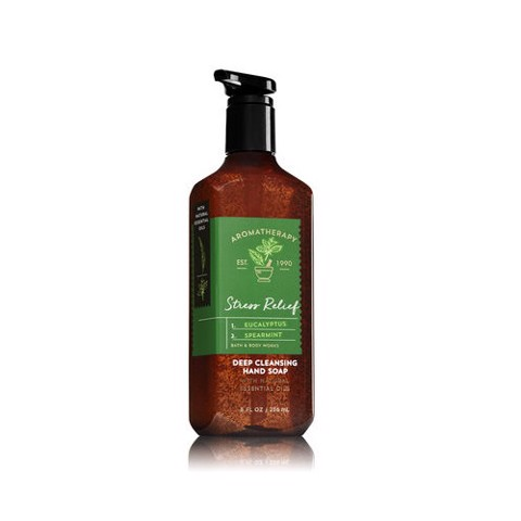 Nước Rửa Tay Bath & Body Works Hand Soap 259ml Stress Relief