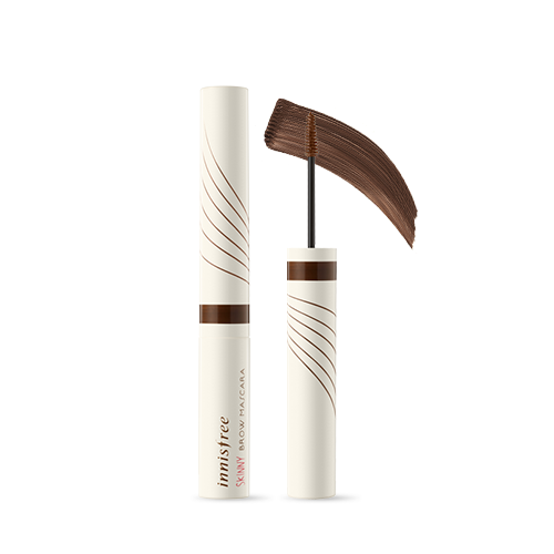 Mascara Chân Mày Innisfree Skinny Brow Mascara - 05 Honey Brown